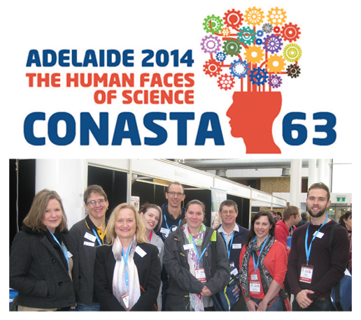 CONASTA 63 Conference - Teachers