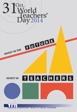World Teachers' Day Poster