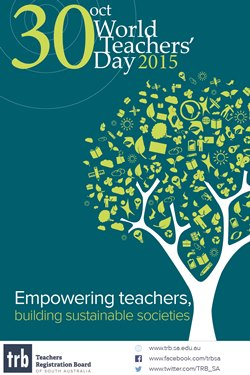 How is your school celebrating World Teachers Day?